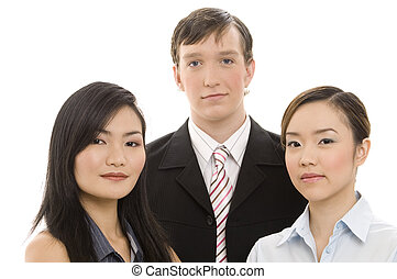 Young Business Team 1