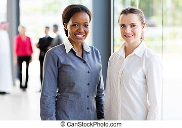young business women portrait