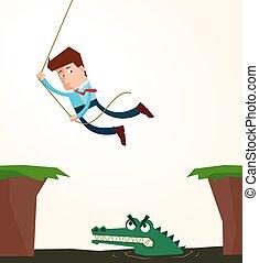 avoid an obstacle