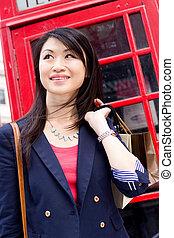 chinese tourist