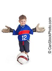 young fodbalista