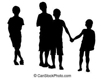 young gyermekek