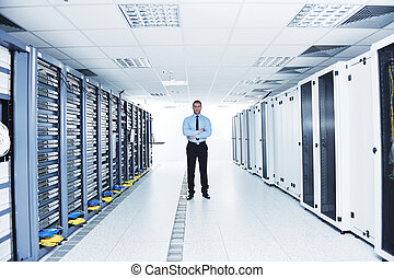 young it engineer in data center ser
