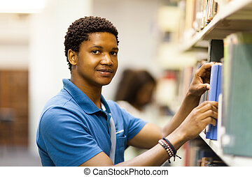 african uni student looking for books