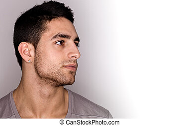 Young Man Headshot
