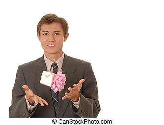 Young Man With a Gift 5
