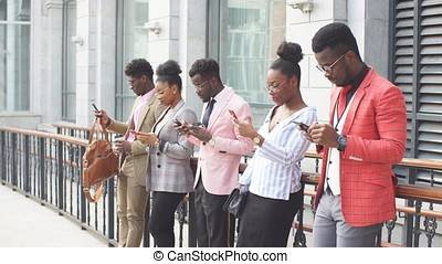 Young people can't imagine their life without mobile phones....