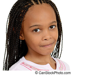 young south african girl