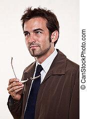 Young twenties attractive caucasian man - Young attractive ...