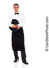 waiter full length