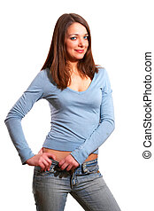 Young woman 3