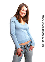 Young woman 5