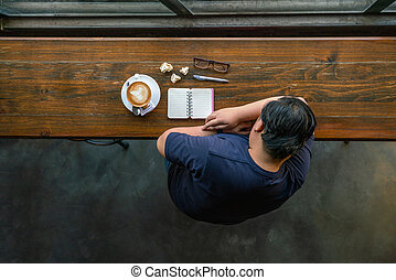 Young woman feel tired, stressed