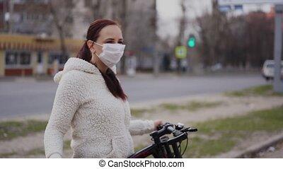 Concept of threat of coronavirus epidemic infection.