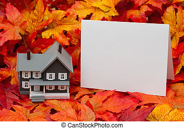 Your home in the fall season