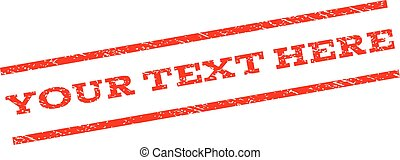 Your Text Here Watermark Stamp - Your Text Here watermark ...