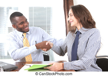 You're hired! - Congratulations, you're hired! Success in...