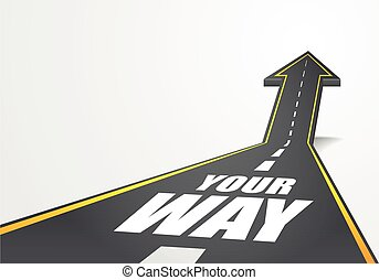 yourway, route