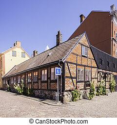 Ystad Corner House
