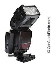 yttre, prålig kamera
