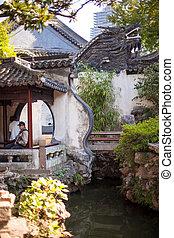 yu garten - china