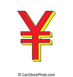 Yuan icon