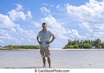 yucatan, 探検家, 自然