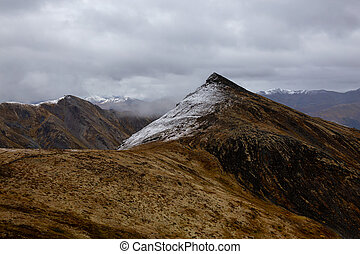 yukon, canadees, bergen