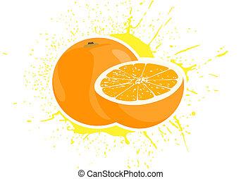yummy, arance