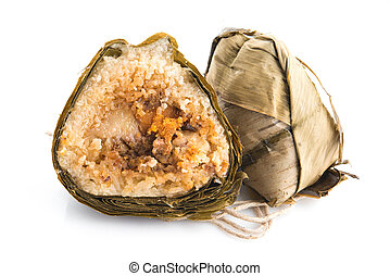 Yummy Chinese Rice Dumpling