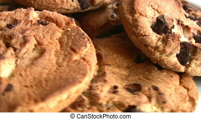 Yummy Chocolate chip cookies  - Chocolate chip cookies