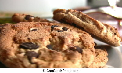 Yummy Chocolate chip cookies  Full