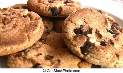 Yummy Chocolate chip cookies  Full