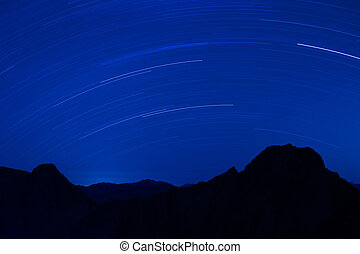 yushan, stjärna spår