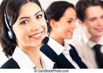 zákazník, reprezentativní, servis