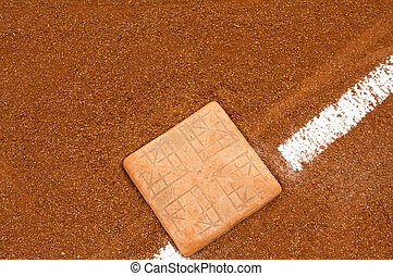 základna, baseball