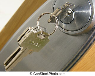 zár, ajtó kulcs