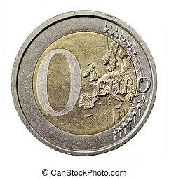 zéro, monnaie