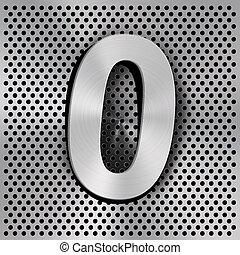 zéro, nombre