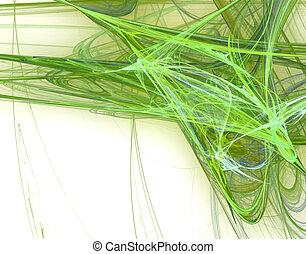zöld, összezavar