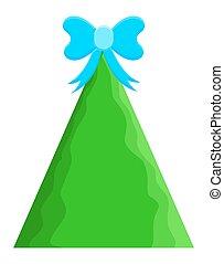 zöld fa, karácsonyi ajándék