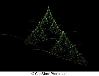zöld fa, mtn