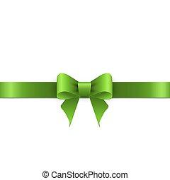 zöld white, gyeplő, háttér, íj