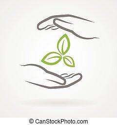 zöld, zöld, kézbesít