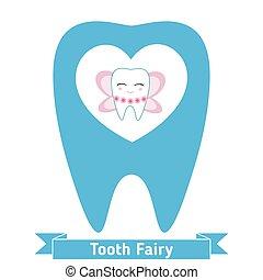 ząb wróżka