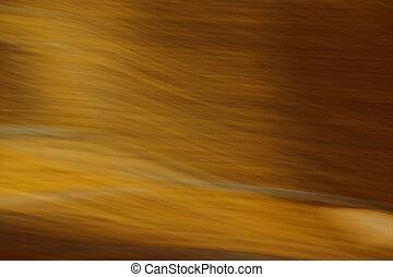 złoty, abstrakcyjny, świąteczny, tło.