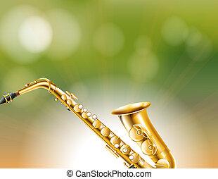 złoty, conical-bore, instrument