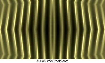 złoty, kolumna, metal, energia