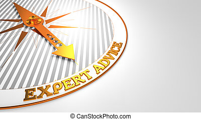 złoty, porada, compass., ekspert, retencja