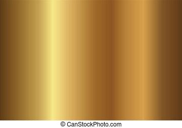 złoty, struktura